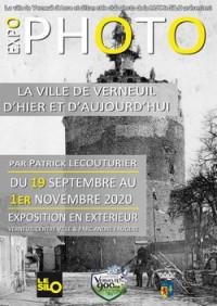 Exposition de photographies de Patrick Lecouturier